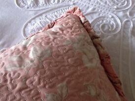 Sandersons vintage cushions