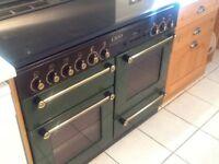 Rangemaster 110 Cooker LPG Duel fuel