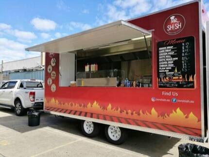 FOOD TRUCKS AND TRAILERS custom made to order Sydney City Inner Sydney Preview