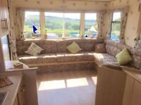 Cheap static caravan for sale IOW, site fees included, 12 month season
