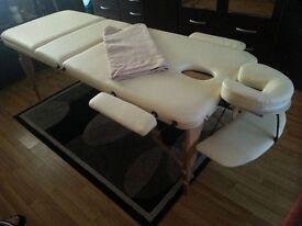 Fantastic relaxing, swedish massage.