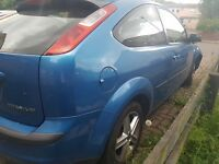 2005 Ford Focus duratec he ...spares or repairs