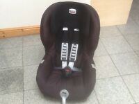 Superb Britax ROMER KING PLUS group 1 car seat for 9kg upto 18kg(9mths to 4yrs)used only for 2weeks