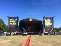 CHEAP ticket for SW4 festival sunday up for grabs!!!!