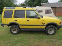 Land Rover Discovery 300 tdi 1996