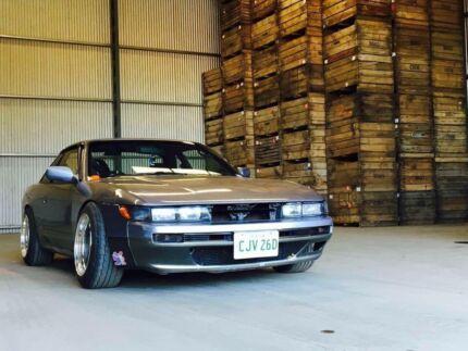 1991 Nissan Silvia S13 Q's (230kw)