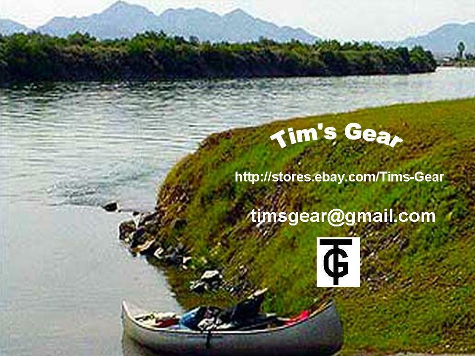Tim's Gear