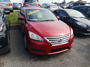 2014 Nissan Sentra S NISSAN CANADA CERTIFIED