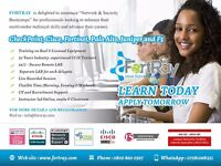 PRACTICAL CCNA (PART TIME WEEK-END) INSTRUCTOR LED COURSES