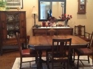 Antique Dining Room Set REDUCED