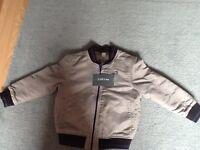 Zara boys jacket (new)