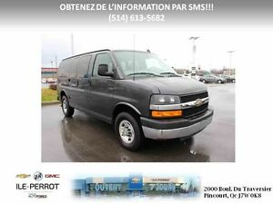 2016 CHEVROLET EXPRESS PASSENGER 2500 LT, 12 PASSAGE, CAMERA  AR