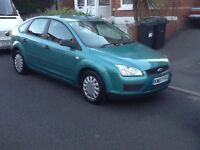 Ford Focus 1.6 diesel 2007 hatchback