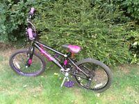 16 inch wheel Girls Bicycle