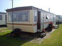 3 BEDROOMS CARAVAN FOR HIRE/RENT/FANTASY ISLAND, SKEGNESS SAT 23RD - SAT 30TH SEPT