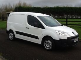 2011 PEUGEOT PARTNER 1.6 HDI ** FIVE SEATER ** NO VAT
