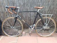 Chelsea Club Classic Racer bike- perfect for commuting and leisure riding
