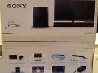 Sony soundbar - brand new unboxed HT CT80