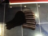 Gents thermal,gloves,hat and scarf,excellent condition,only £4 the set,possible local delivery