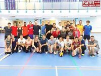 Volleyball on Mondays, 2 courts, fun group, more players wanted