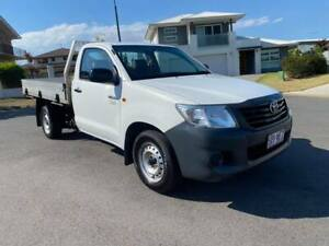 2013 TOYOTA Hilux WORKMATE Underwood Logan Area Preview