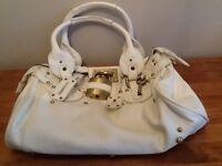 White Chloe style hand bag