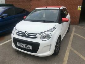 Citroen C1 Airscape convertible