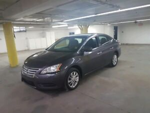 2015 Nissan Sentra 1.8 SV AIR CONDITIONING,1.8L 4 CYLINDER, B...