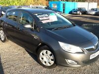 2010--VAUXHALL ASTRA EXCLUSIVE CDTI--1.7L D I E S E L--PX WELCOME
