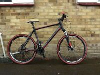 Cube mountain bike in very good condition,moving away so Saleing before I go