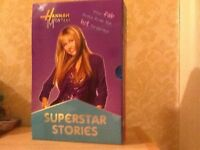 Hannah Montana super star stories