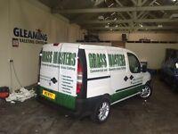 Grass Masters Falkirk Grass Cutting Garden Maintenance Hedge Trimming