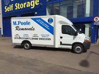 man with a van in derby M.Poole Removals based in alvaston