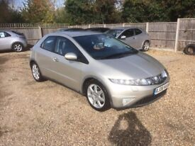2008 [08] HONDA CIVIC 1.8 AUTOMATIC 88,000 1 OWNER