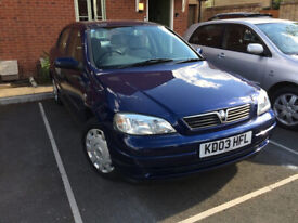 Vauxhall Astra,ONLY 11,249 miles !!!Immaculate condition !!!like new
