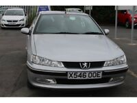 Peugeot 406 Diesel LONG MOT TILL MAY NEXT YEAR DRIVES PERFECY