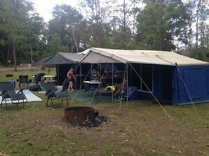 2012 MDC Off-road Galvanised Extreme Camper Trailer Murrumba Downs Pine Rivers Area Preview