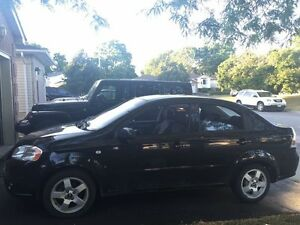 2007 Chevy Aveo