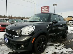 2014 Mini Paceman Cooper S Cooper S ALL4 !! ACCIDENT FREE !!!