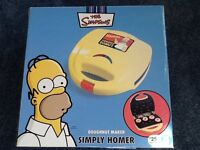 Simpsons Doughnut Maker. Keep the kids and grown-up happy!