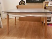 Hygena Charlie dining table NEW 120cmx75cm