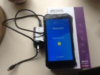 Archos 50 Saphir smart phone, Android 6.0, 16gb, as new.