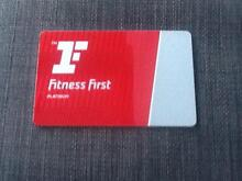 Platinum Fitness First Memebership Ryde Ryde Area Preview