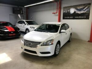 Nissan Sentra BERLINE 2014, 75000 KM, AUTOMATIQUE, 4 PORTES, AIR
