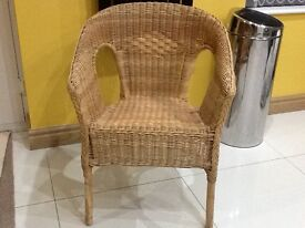 Wicker Chairs (2)