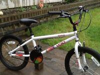 Reebok void bmx stunt bike ( excellent condition )