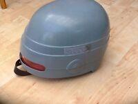 Vintage Robo Cop Helmet