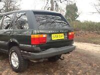 Range Rover p38 2.5 dse manual needs viscous fan