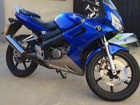 2004 Honda cbr125r