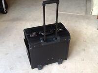Pilot Wheeled Briefcase
